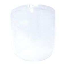 "Clear Anti-Fog Window for DP4 Face Shield | 9"" x 12-1/8"" x 0.060"" 