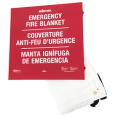 100% Fibreglass High-Temp Blanket | Sellstrom