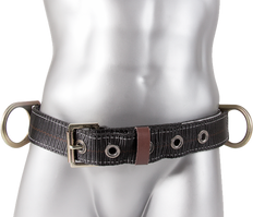 Positioning Belt w/ 2 Side D-Rings | Stainless steel grommets | Norguard |