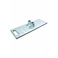 "Guardrail Base Plate (36"" x 10"") | Corrosion Resistant   | Norguard |"