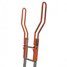 Safe-T™ Ladder Extension System | Provides Handrails | Norguard |