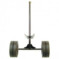 Ladder Dolly - Standard | Single worker use | Norguard |