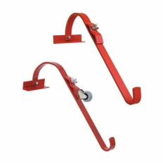Ladder Hook (no wheel) | Fits single or extension | Norguard |