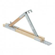 Adjustable Wood/Steel Roof Bracket | Durable Bracket| Norguard |