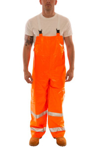 Comfort-Brite® Overalls   Highly visible - Flame resistant   Tingley