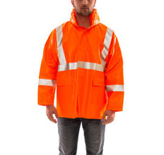 Comfort-Brite® Jacket  Highly visible - flame resistant   Tingley