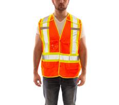 Job Sight™ Breakaway Vest | High Visibility | Tingley