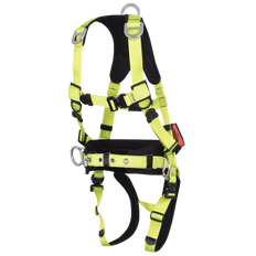 PeakPro Plus Harness With Positioning Belt - 5D - Class APE  | Peakworks