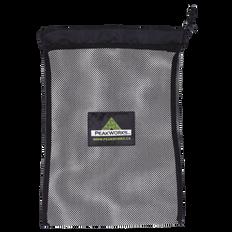 "Large Mesh Harness Bag - 15"" x 12"" (38 cm X 31 cm) | Peakworks"