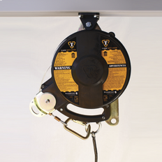 Hybrid Vertical Horizontal Retractable Lifeline - 80' (24 m) | Peakworks