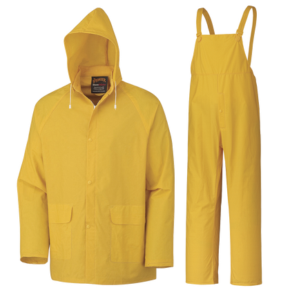 Storm Master® Waterproof Supported PVC 3-Piece Rain Suit | Pioneer