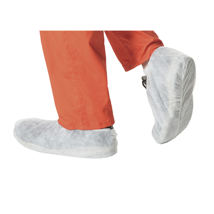 Polypropylene Shoe Covers - 50 pairs | ASTM D3776 | Pioneer