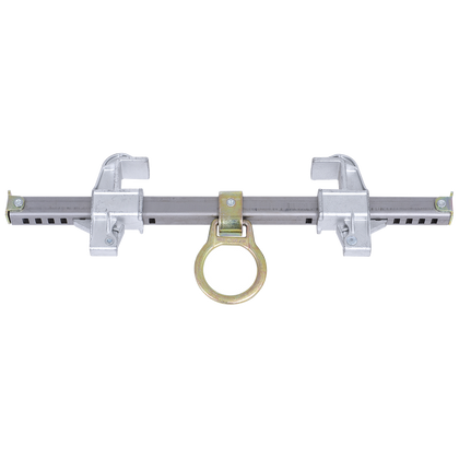 "Adjustable Sliding Beam Anchor - Fits Beam Flange Width of 3.5"" to 13.25"" (88.9"