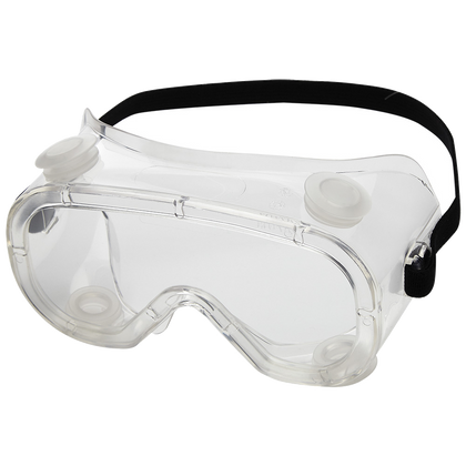 812 Series Indirect Vent Chemical Splash Safety Goggle - Uncoated