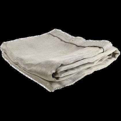 Welding Blanket - 18 oz Silica Cloth - 6'x8' - Tan