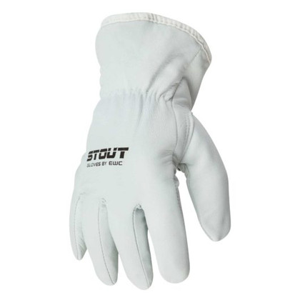 Goatskin Drivers Glove, C100 Thinsulate, Keystone Thumb | ANSI Cut 5 | Stout Gloves