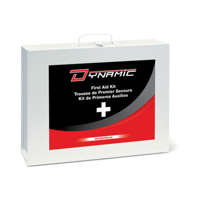 Vessel First Aid kit - Metal box Type A for 2 to 5 employees | Dynamic