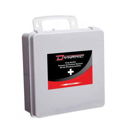 Vessel First Aid kit - Plastic box Type B for 6 to 19 employees   Dynamic