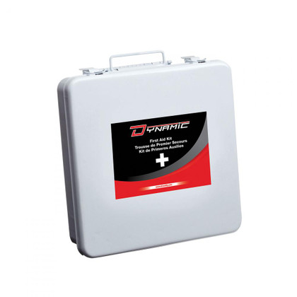 Vessel First Aid kit - Metal box Type B for 6 to 19 employees | Dynamic