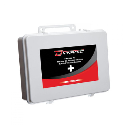 Vessel First Aid kit - Plastic box Type C for 20 to 49 employees | Dynamic