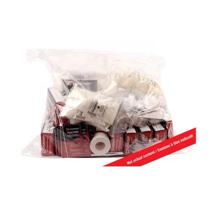 Vessel First Aid kit - Ziploc bag Type E for isolated work place | Dynamic