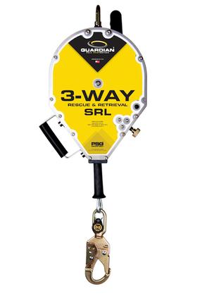 3-Way Rescue & Retrieval SRL   PSG