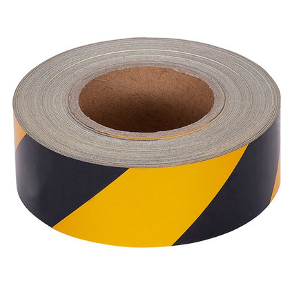 Reflective safety hazard stick-on warning Tapes | Pioneer
