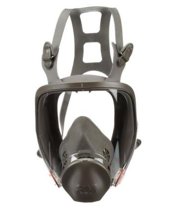 6000 Series Full Facepiece Reusable Respirator   3M