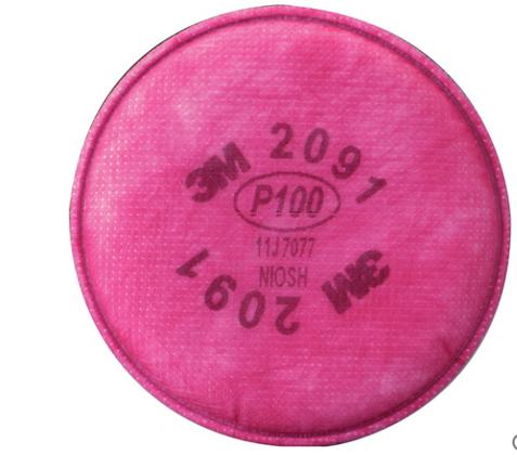 Pancake Filter | P100 Filter | 3M