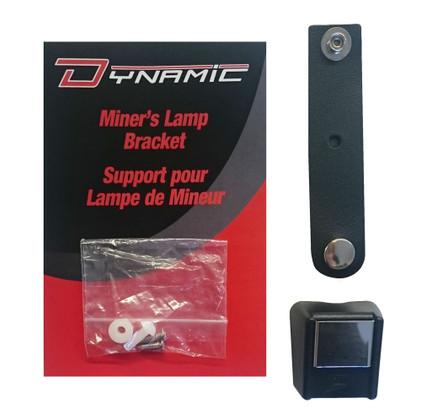Miner's Lamp Bracket for Hard Hat - Dynamic - HPMLB - Individual