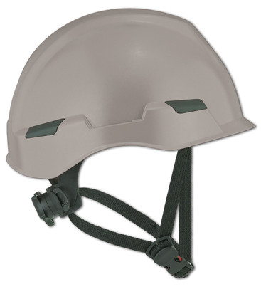 Rocky Rescue Hard Hat w/ Sure-Lock Ratchet - CSA, Type 2 - Dynamic HP142R Grey
