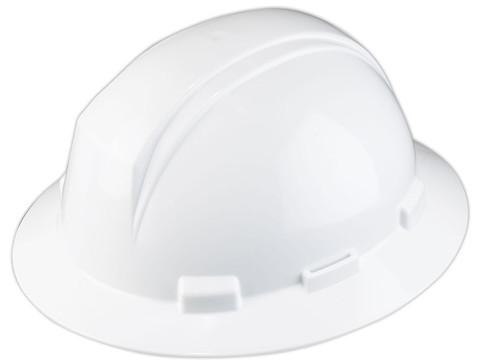 Kilimandjaro Hard Hat with Ratchet - CSA, Type 1 - HP641R - White