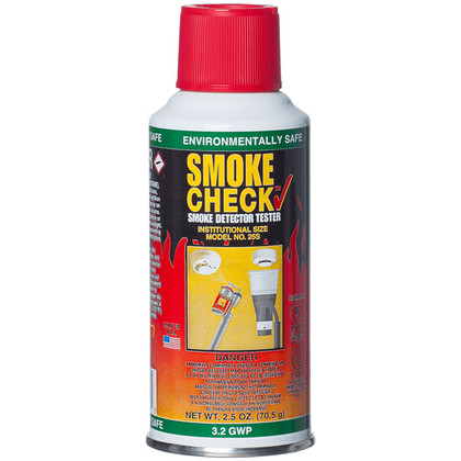 Smoke Detector Tester 2.5 oz - SteelFire - SDT
