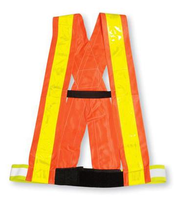 Hi-Vis Safety Sash - WCB - Big K - BK04