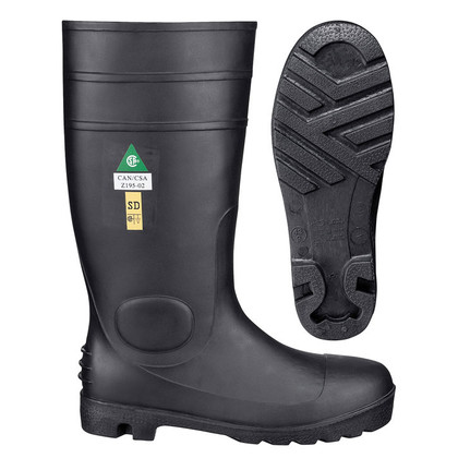 Heavy Duty Steel Toe Rubber Boot - CSA, SD - Pioneer - 1022