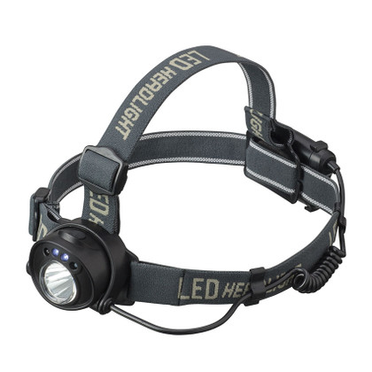 Water-Resistant Headlamp with Sensor LED Startech JLHL-220