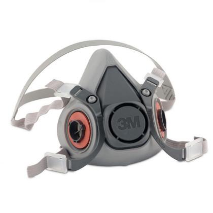 3M 6000 Series Half Mask Low Maintenance Respirator | Safety Supplies Canada