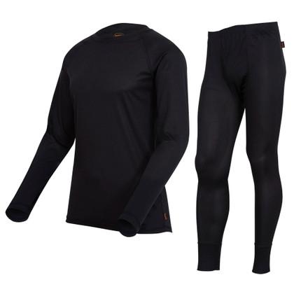 Premium Quick-Dry and Moisture-Wicking Long Underwear Set