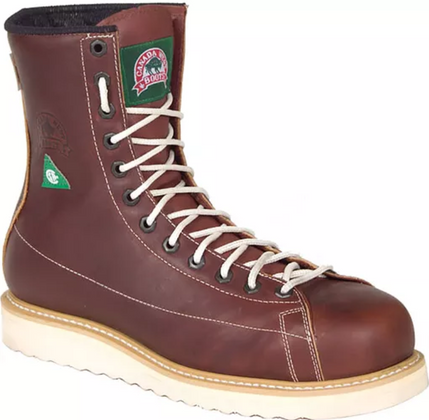 Men's Lace Work Boots | Canada West Boots