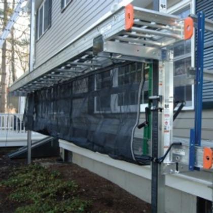 ALL PRO Net System | HDPE High Density Polyethylene | Norguard |