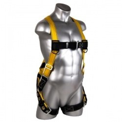 Velocity w/ 3 D-Rings, Chest & Leg Pass-Thru Buckles | Webbing 'Wear' Indicator | Norguard |