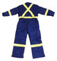 *BLOW OUT* ROYAL BLUE INSULATED FR COVERALLS | FIREWALL