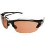 Khor Safety Glasses, Copper Lens, Polarized Coating | Edge