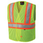 FR Hi-VisMesh Tear-Away Safety Vest - CSA, Class 2 -Pioneer 6916A