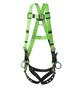 Hi-Vis Contractor Harness wih Grommet Leg Straps | 3D, Class AP | PeakWorks