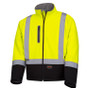 Hi-Vis Mechanical Strength Safety Jacket CSA, Class 2 Pioneer 5689 YELLOW