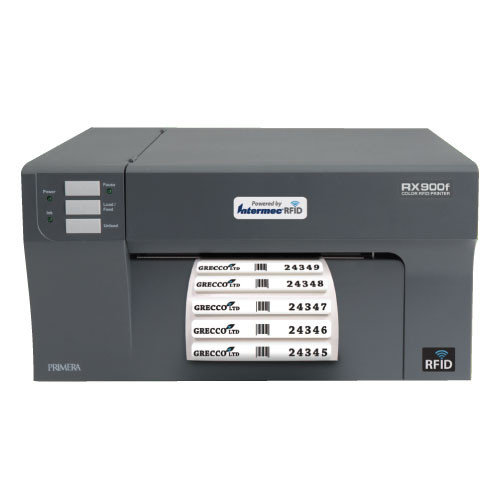 Primera RX900F Color FRID Printer V 915MHz