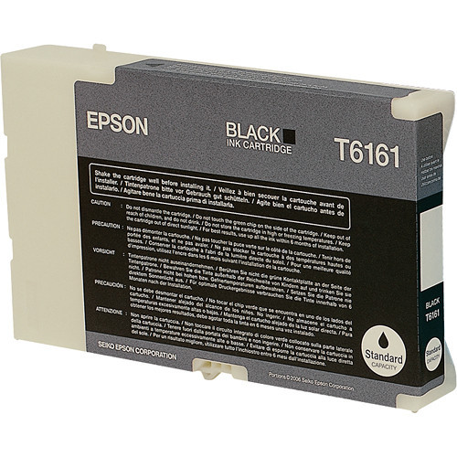 Epson B-510DN Black Ink Cartridge - Standard Yield