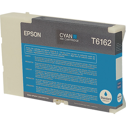 Epson B-510DN Cyan Ink Cartridge - Standard Yield