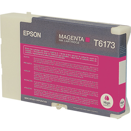Epson B-510DN Magenta Cartridge - High Yield